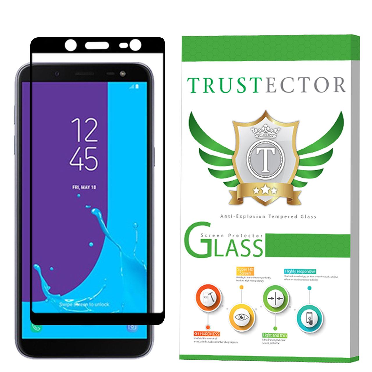 محافظ صفحه نمایش تراستکتور مدل GSS مناسب برای گوشی موبایل سامسونگ Galaxy J6 2018