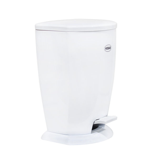 سطل زباله حباب مدل LIlya کد 01 گنجایش 3 لیتر