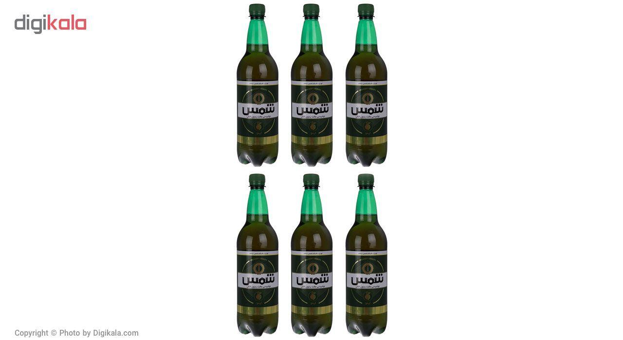 نوشیدنی مالت بدون الکل لیمو شمس مقدار 1 لیتر بسته 6 عددی main 1 1