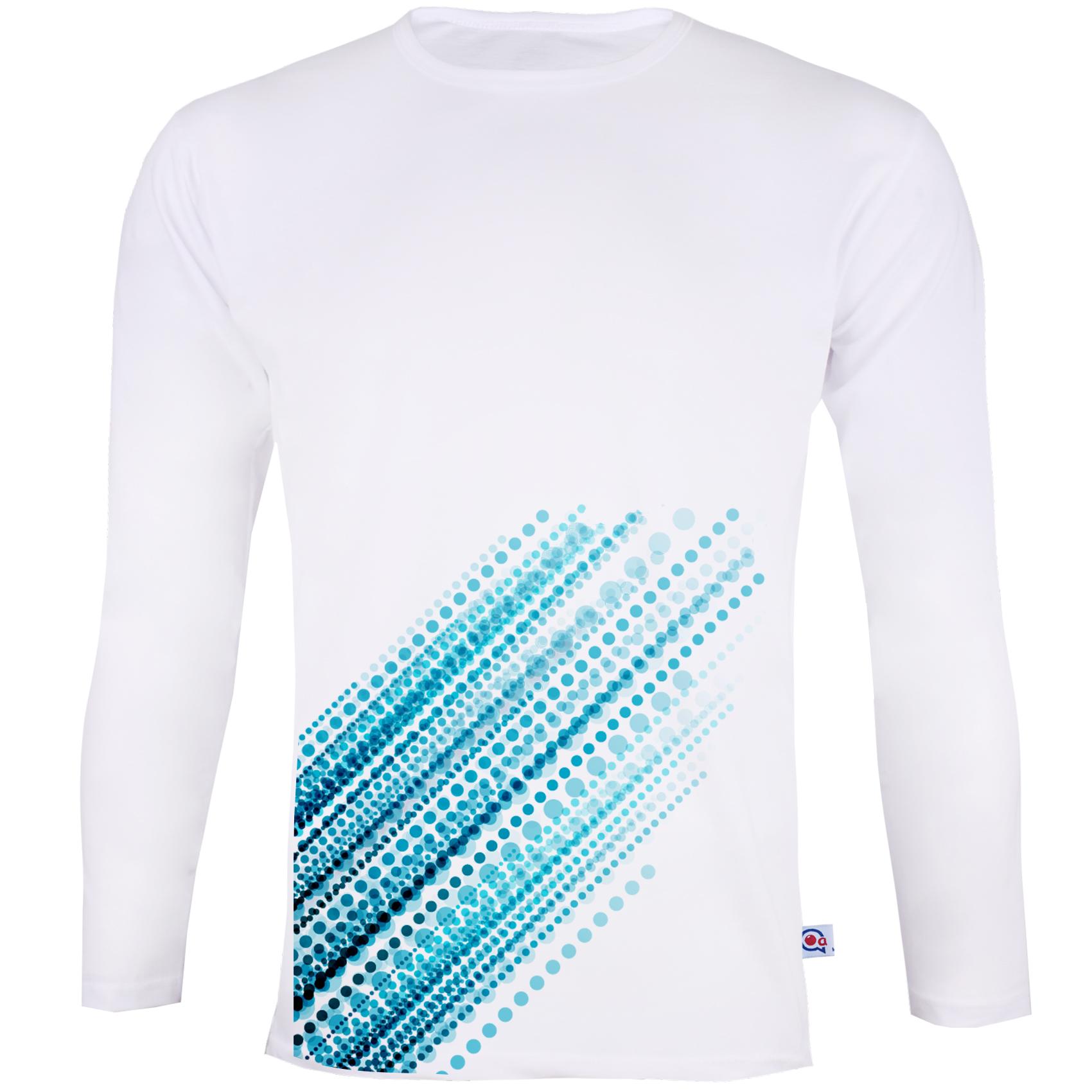 تی شرت آستین بلند مردانه آکو کد BS92