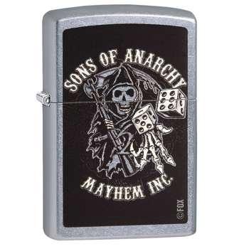 فندک زیپو مدل Sons Of Anarchy Mayhem کد 29582