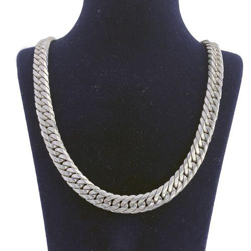 گردنبند نقره مردانه مدل -JA103