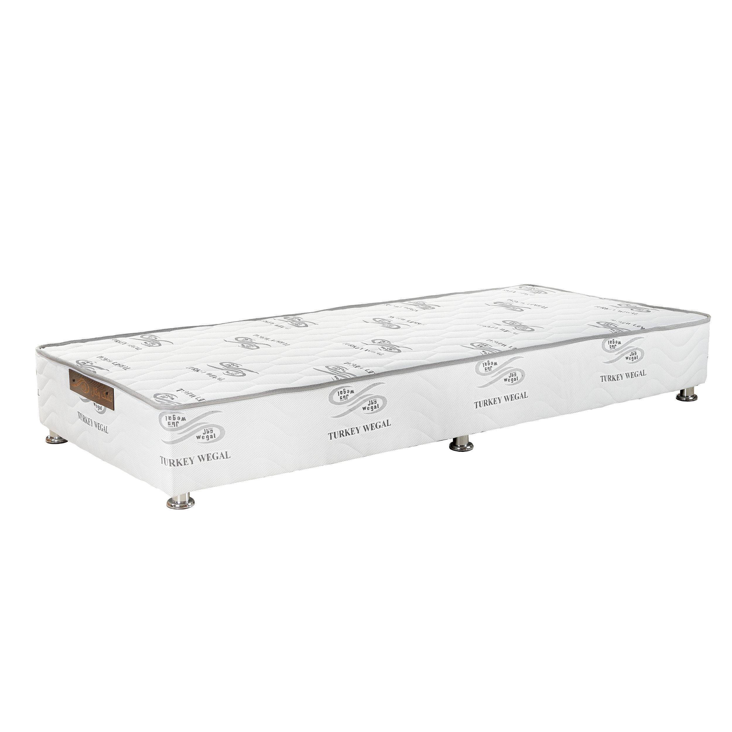 تخت خواب یک نفره وگال مدل BOX120 سایز 200×120 سانتیمتر