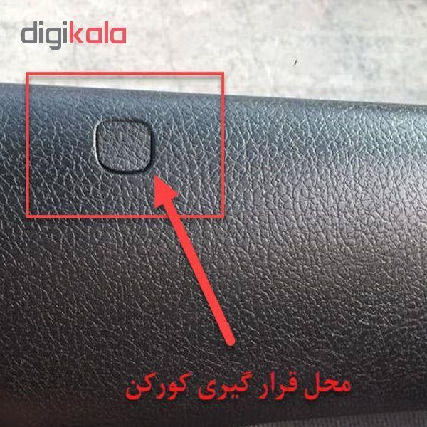کور کن قفل در خودرو  مدل SRT4 مناسب برای پژو 206 بسته 4 عددی main 1 1