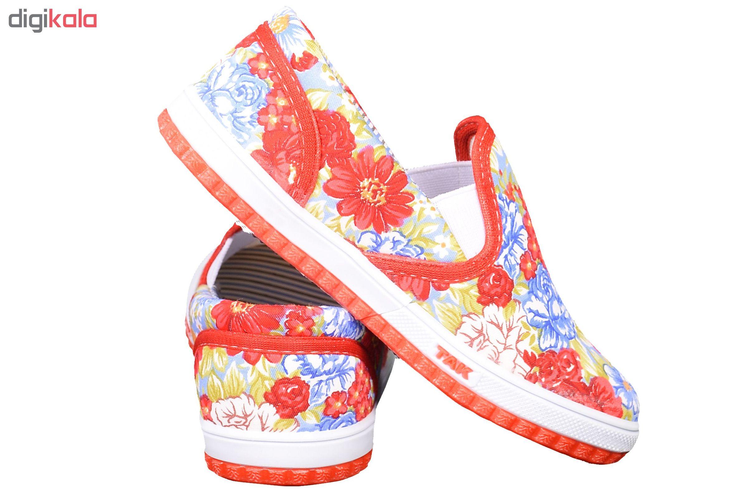 کفش  راحتی دخترانه کد 3254-RD main 1 5