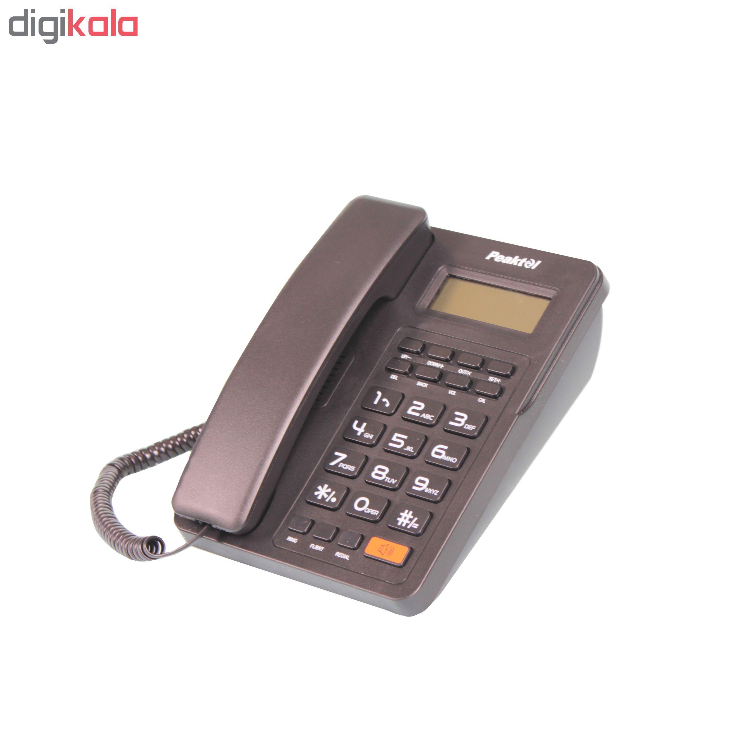 تلفن پیکتل مدل KXT8204CID