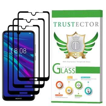 محافظ صفحه نمایش تراستکتور مدل GSS مناسب برای گوشی موبایل هوآوی Y7 2019 بسته 3 عددی
