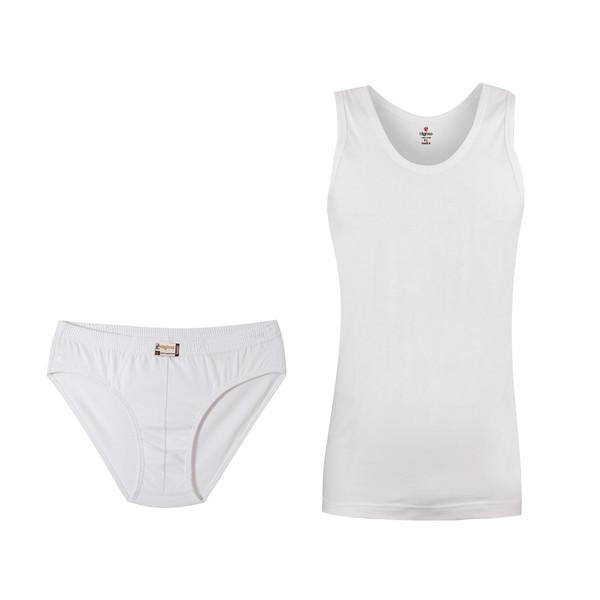 ست لباس زیر مردانه هاینو مدل 3002-04