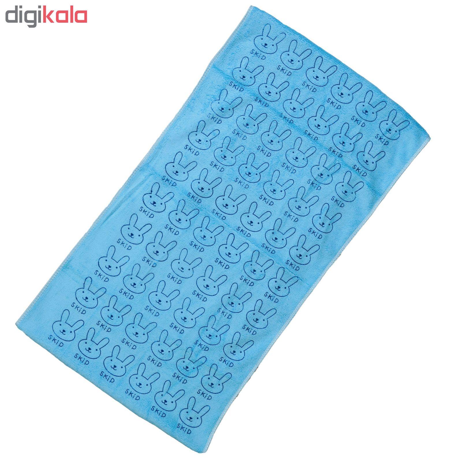 دستمال نظافت خودرو طرح رابیت کد 223 main 1 4