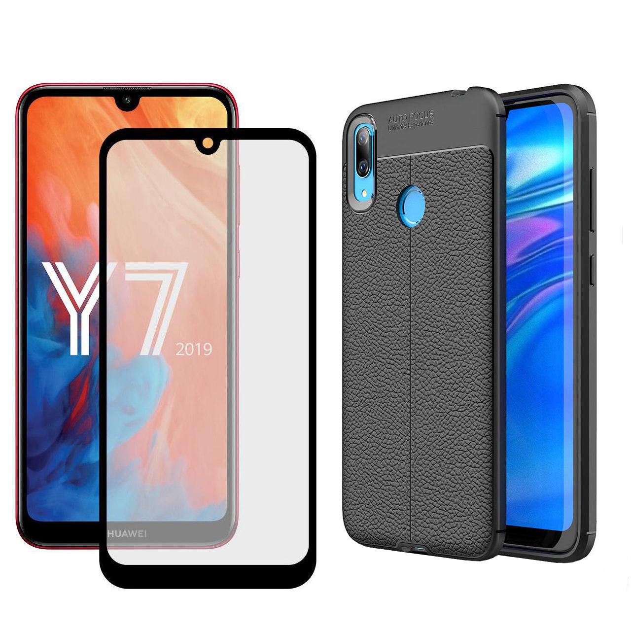 کاور مورفی مدل LM7 مناسب برای گوشی موبایل هوآوی Y7 Prime 2019/Y7 2019 به همراه محافظ صفحه نمایش thumb