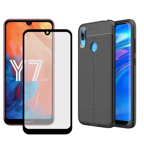 کاور مورفی مدل LM7 مناسب برای گوشی موبایل هوآوی Y7 Prime 2019/Y7 2019 به همراه محافظ صفحه نمایش