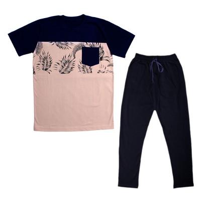 تصویر ست تی شرت و شلوار مردانه کد 2-360066
