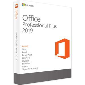 مجموعه نرم افزاری مایکروسافت Office نسخه 2019 Professional Plus