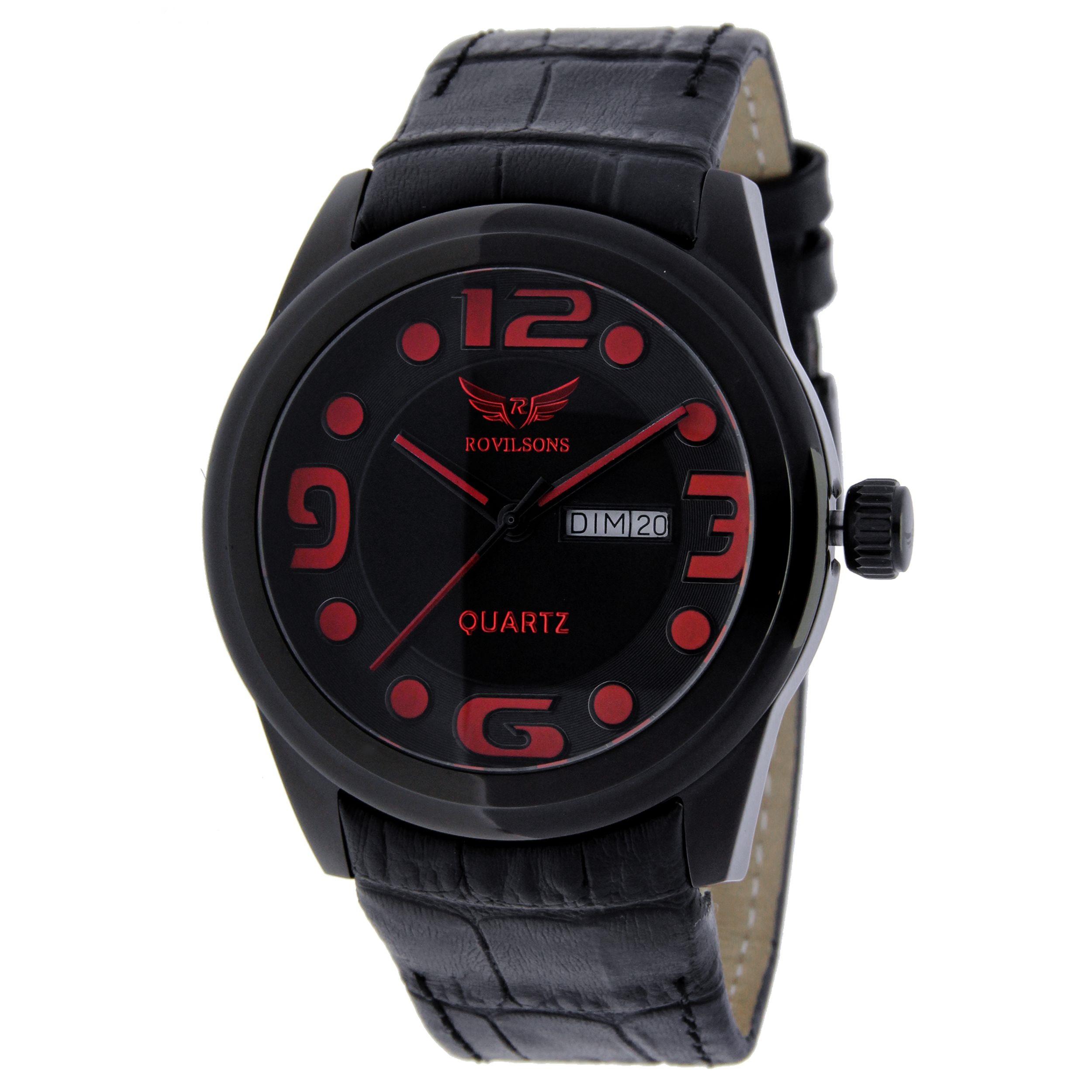 ساعت مچی عقربه ای مردانه راویلسون مدل 1-RW-019G 6