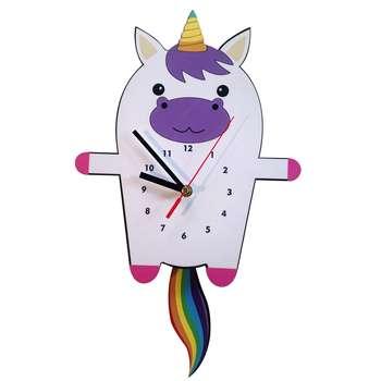ساعت دیواری ژیوار مدل Unicorn