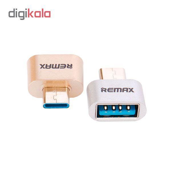 مبدل OTG USB-C  ریمکس مدل TCo1 main 1 4