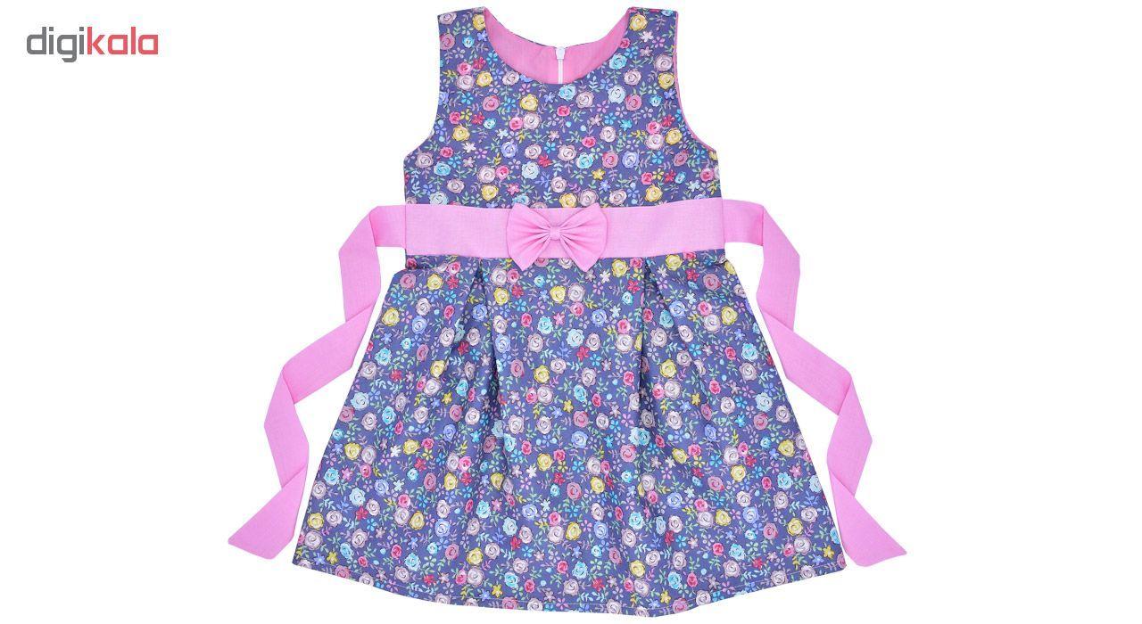 پیراهن دخترانه کد T210 main 1 1