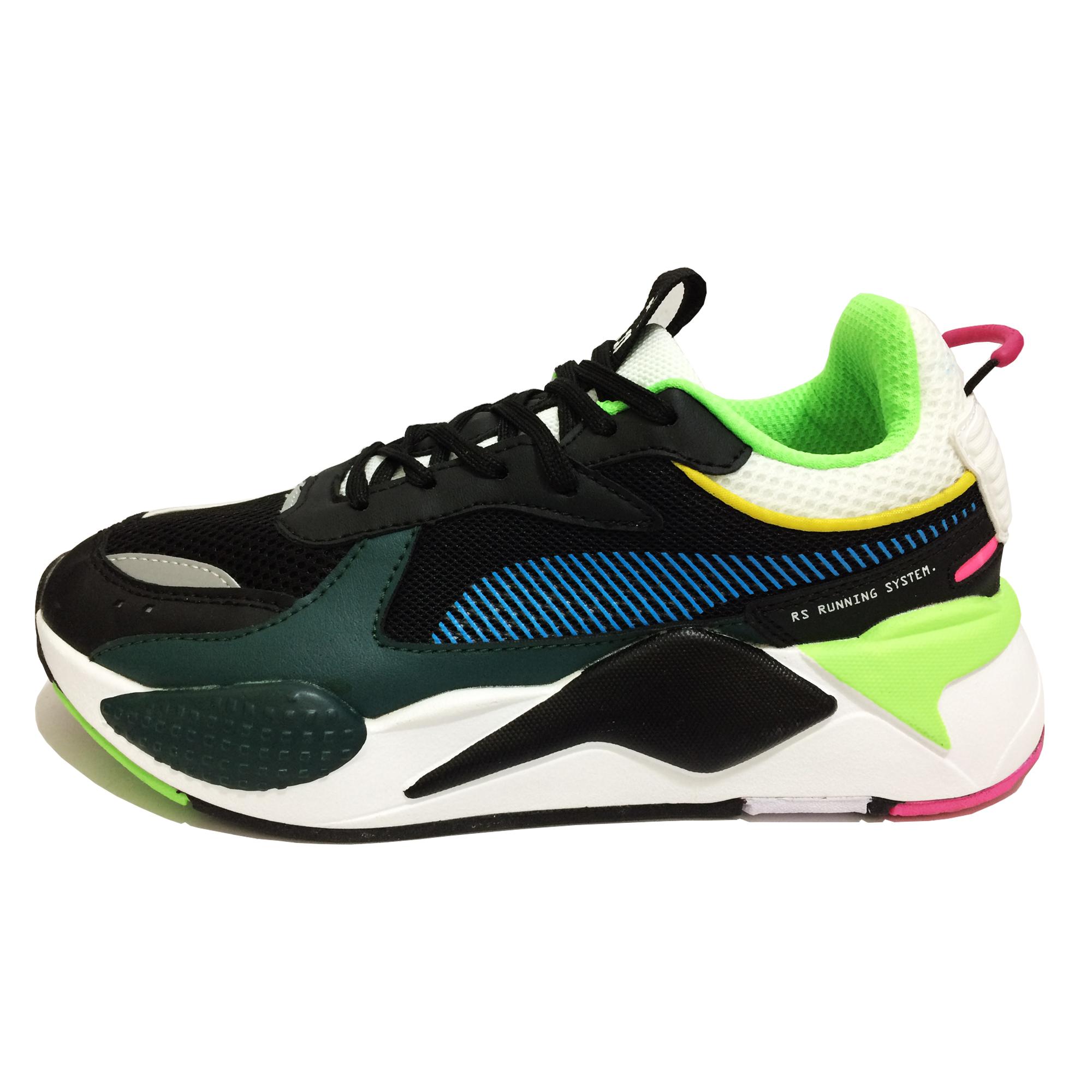 کفش مخصوص پیاده روی مردانه مدل PMA/RS-X کد BLG