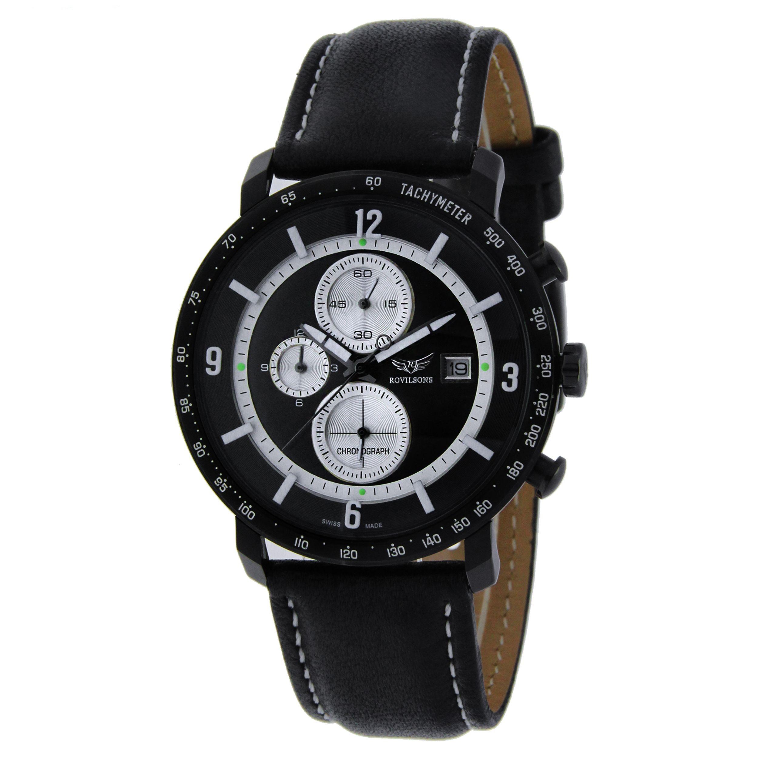 ساعت مچی عقربه ای مردانه راویلسون مدل RW-1062G-1 9