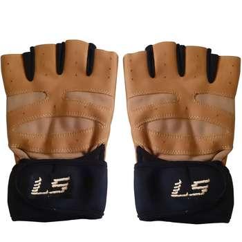 دستکش بدنسازی مدل LS2