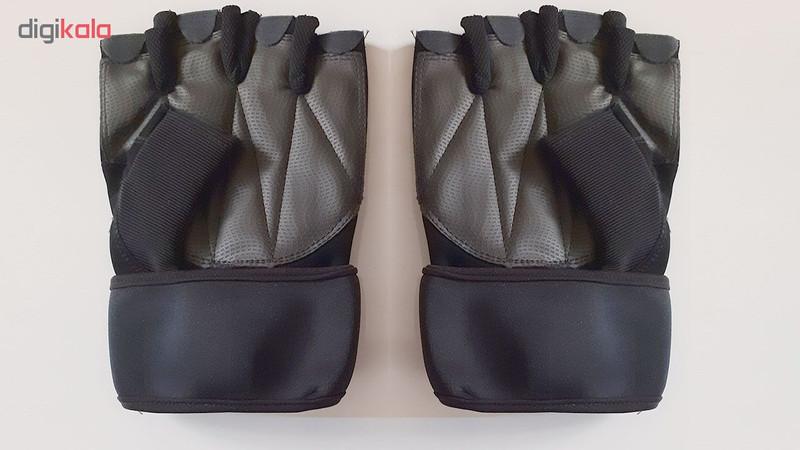 دستکش بدنسازی مدل LS1