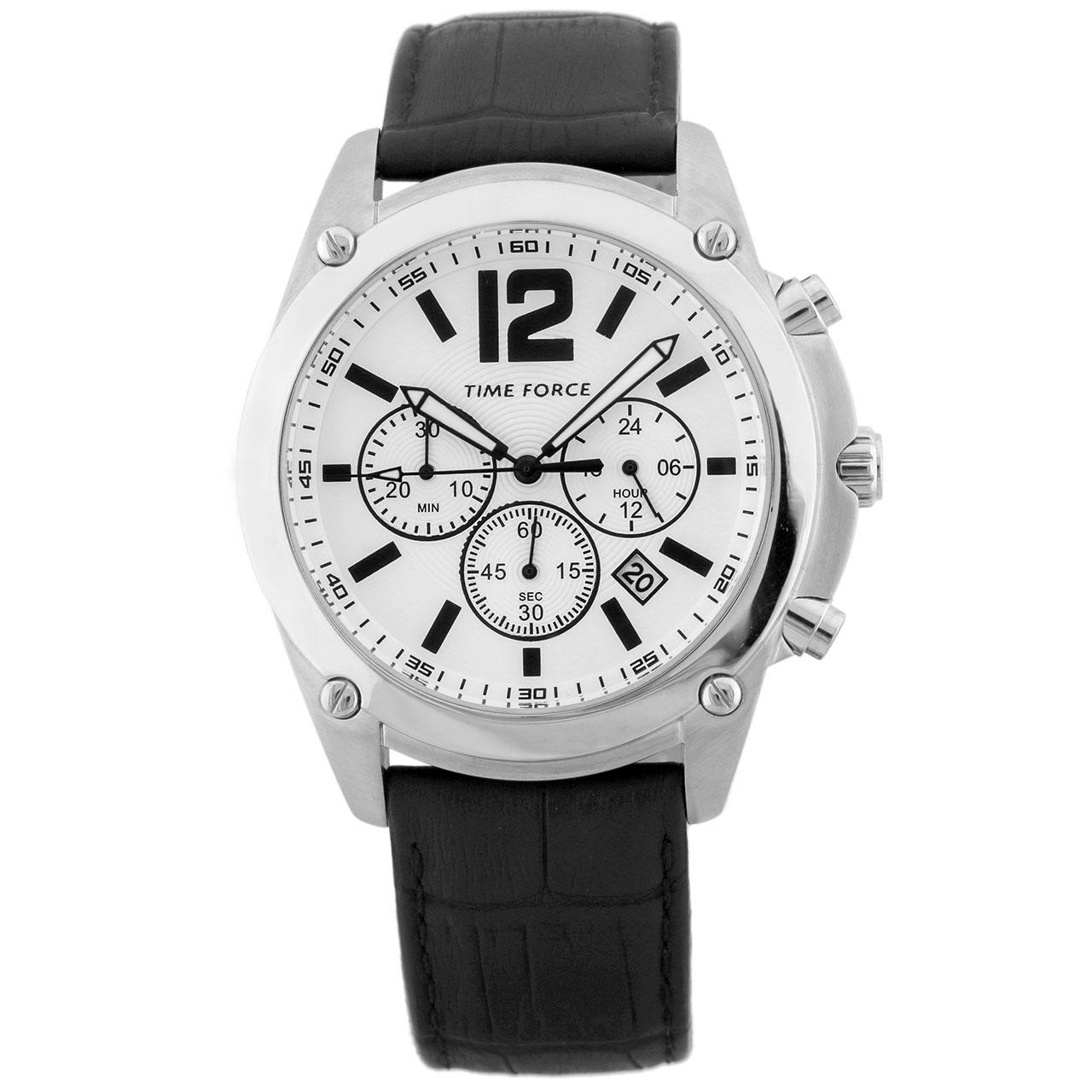 ساعت  تایم فورس مدل TF3381M11
