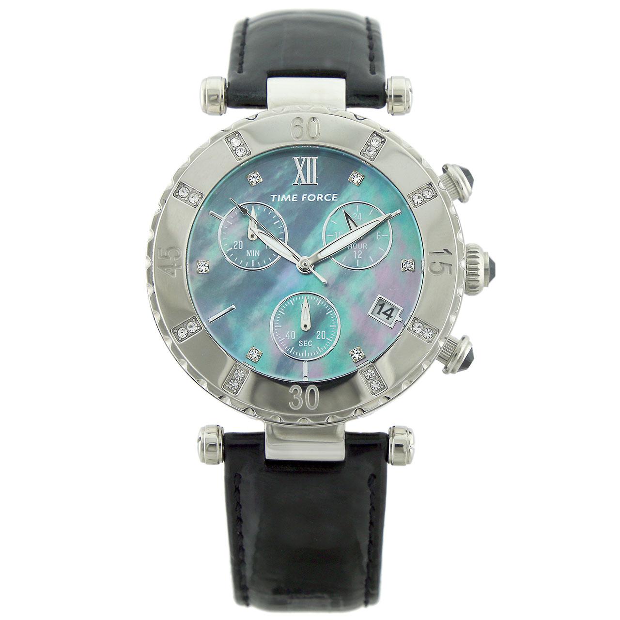 ساعت مچی عقربه ای زنانه تایم فورس مدل TF3384L01