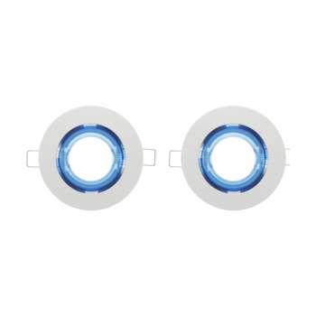 قاب هالوژن تهران نور مدل C2 بسته 2 عددی