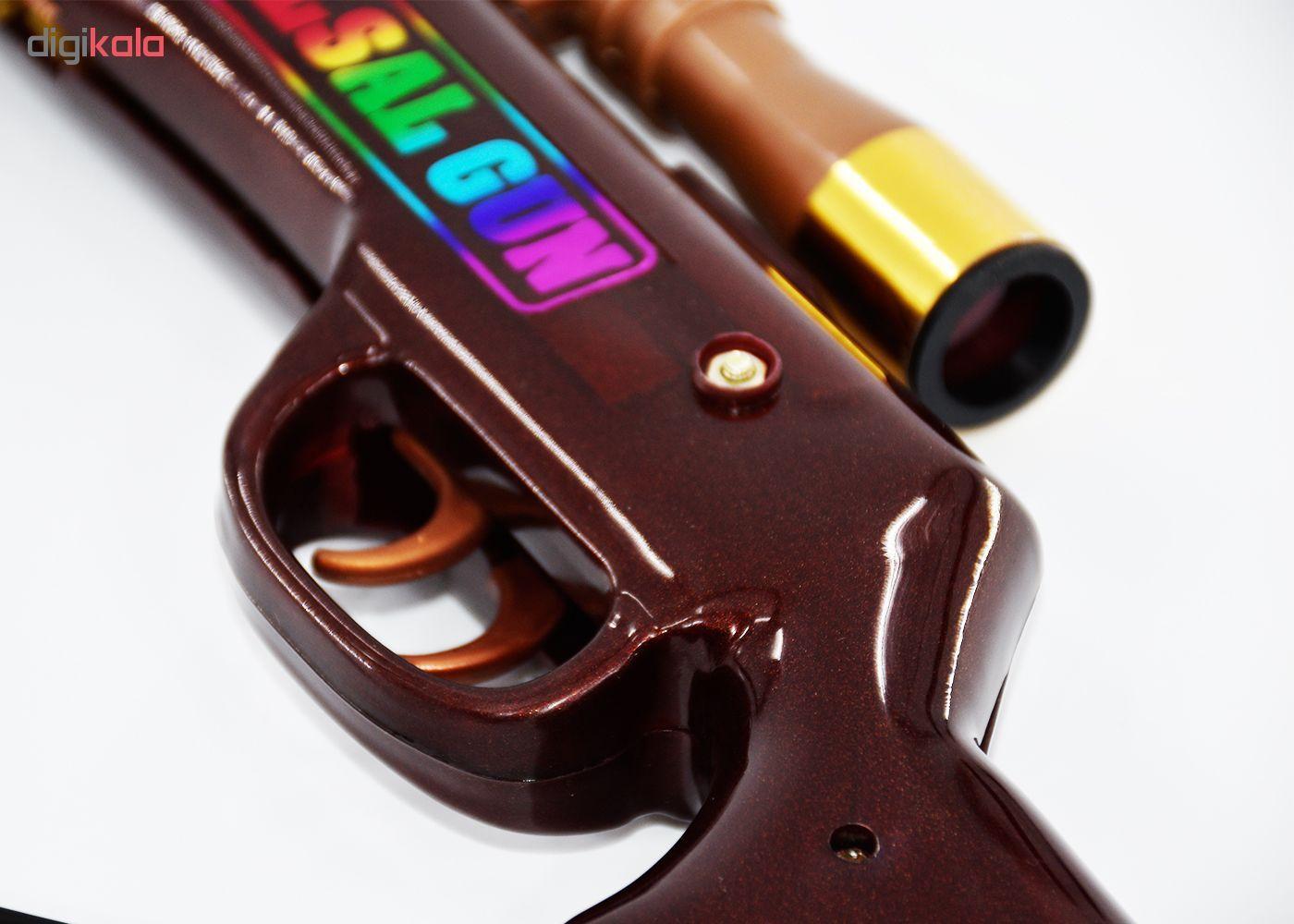 تفنگ اسباب بازی مدل salsal main 1 1