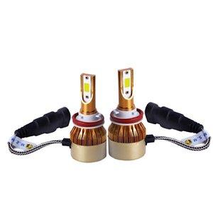 لامپ هدلایت خودرو مدل D9h11 بسته ۲ عددی