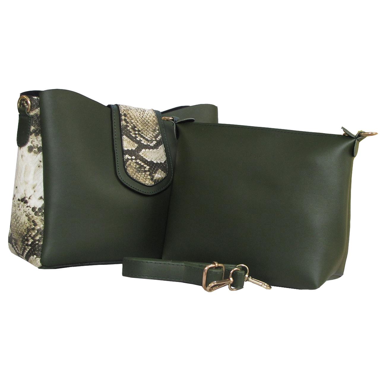 کیف دوشی زنانه مدل Snak