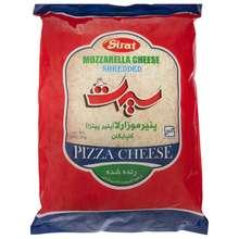 پنیر پیتزای موزارلا رنده شده سیرت وزن 2 کیلوگرم