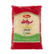 پنیر پیتزای پروسس رنده شده سیرت وزن 2 کیلوگرم