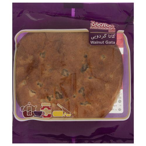 نان گاتا گردویی نان آوران وزن 180 گرم