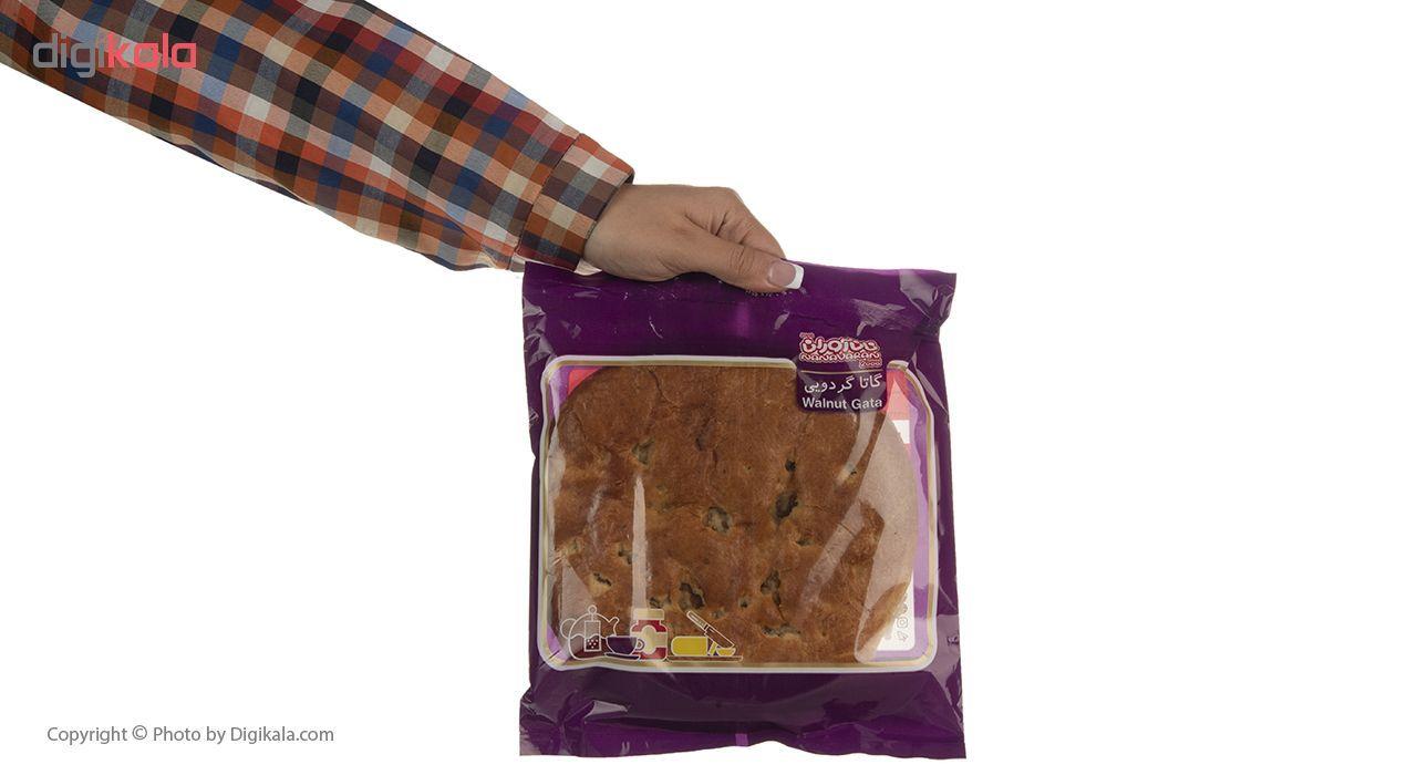 نان گاتا گردویی نان آوران - 180 گرم main 1 3