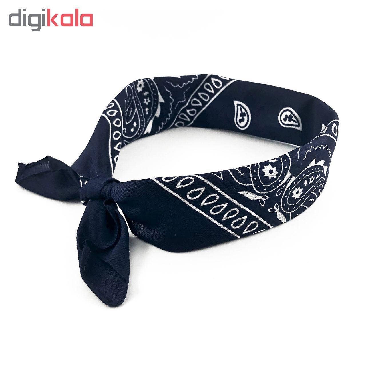 دستمال سر و گردن مدل khavar012 main 1 5