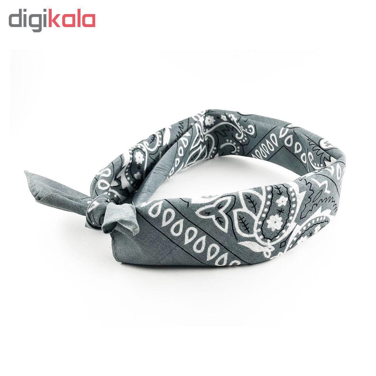 دستمال سر و گردن مدل khavar012 main 1 7