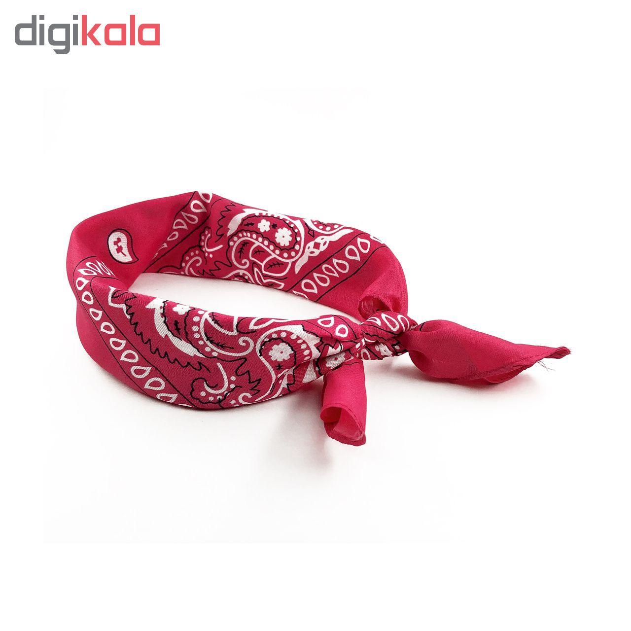 دستمال سر و گردن مدل khavar012 main 1 8