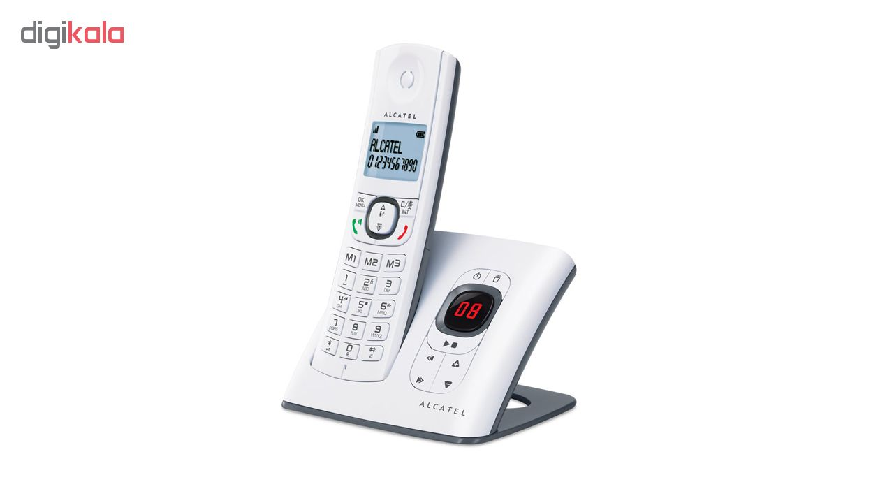 قیمت                      تلفن بی سیم آلکاتل مدل F580