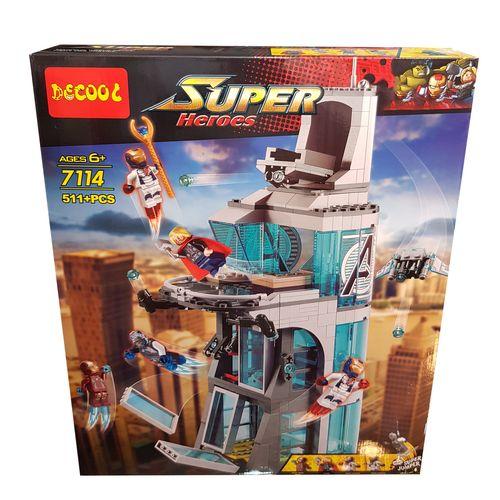 ساختنی دکول مدل برج اونجر 7114