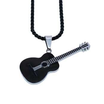 گردنبند مردانه طرح گیتار کد g900