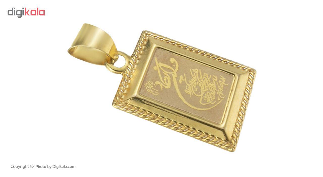 آویز گردنبند طلا 18 عیار زنانه کانیار گالری مدل AV1
