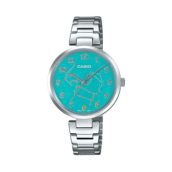ساعت مچی عقربه ای زنانه کاسیو مدل LTP-E07D-3ADR