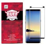 محافظ صفحه نمایش 5D بوف مدل FC33 مناسب برای گوشی موبایل سامسونگ Galaxy Note 8 thumb