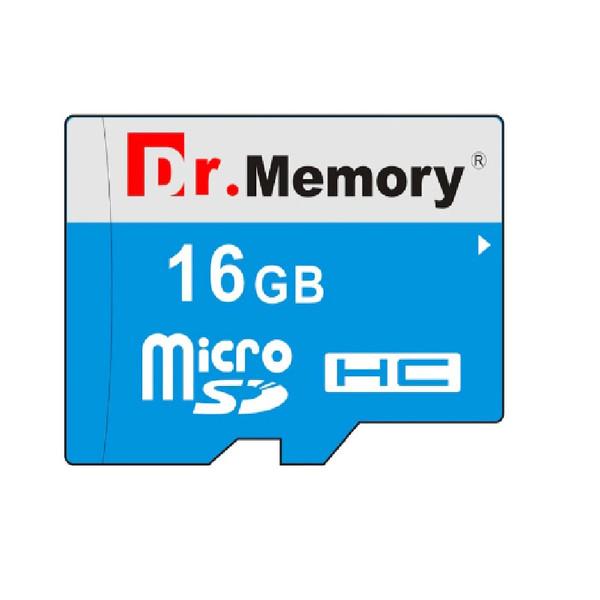 کارت حافظه microSDHC دکتر مموری مدل DR6022 کلاس 10 استاندارد UHS-I U1 سرعت 80MBps ظرفیت 16 گیگابایت
