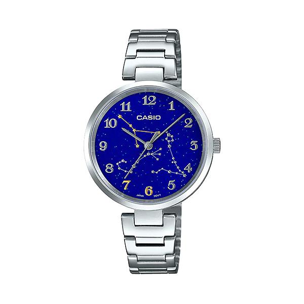 ساعت مچی عقربه ای زنانه کاسیو مدل LTP-E04D-2ADR