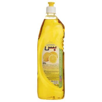 مایع ظرفشویی بس مدل Lemon حجم 1000 میلی لیتر