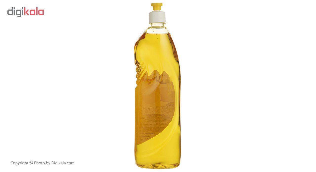 مایع ظرفشویی بس مدل Lemon حجم 1000 میلی لیتر main 1 2