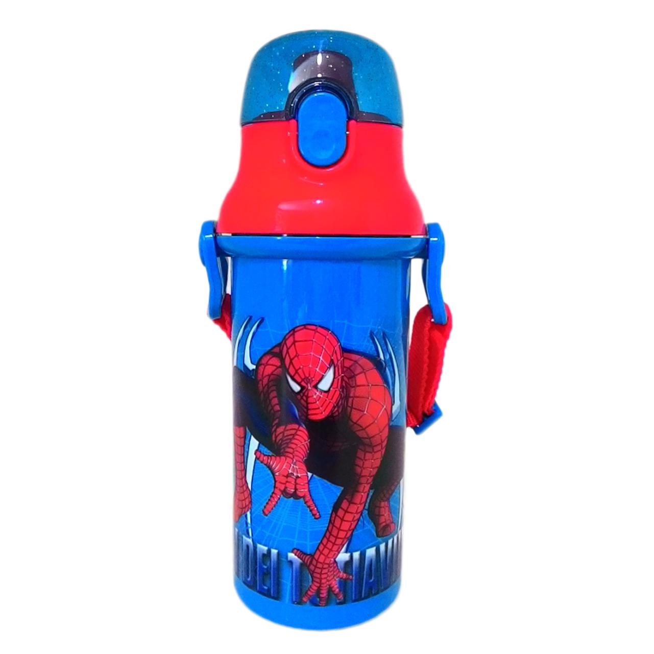 قمقمه کودک مدل Spiderman ظرفیت 0.35 لیتر