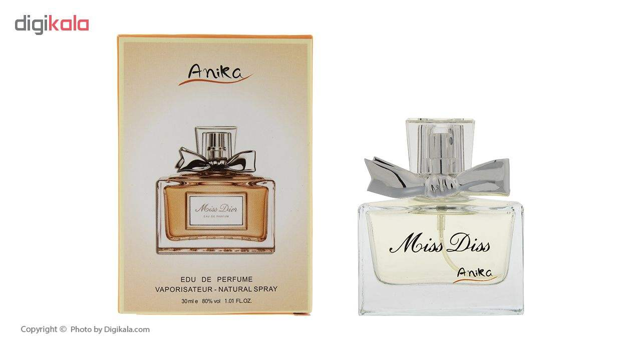 عطر جیبی زنانه آنیکا مدل Miss Dior حجم 25 میلی لیتر main 1 3